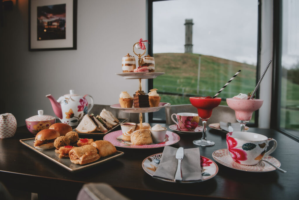 The Knowes Hotel and Restaurant Macduff Aberdeenshire High Tea